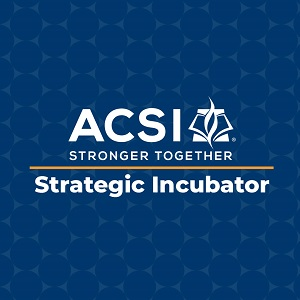 ACSI Strategic Incubator Logo